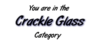 Crackle Glass Category